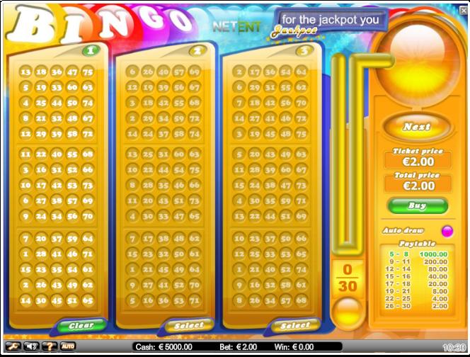 spielautomat felder ausmalen