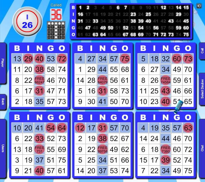 bingo gratuit