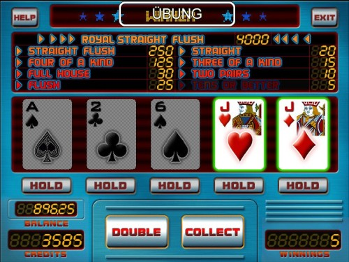 Poker Machine Gratuit