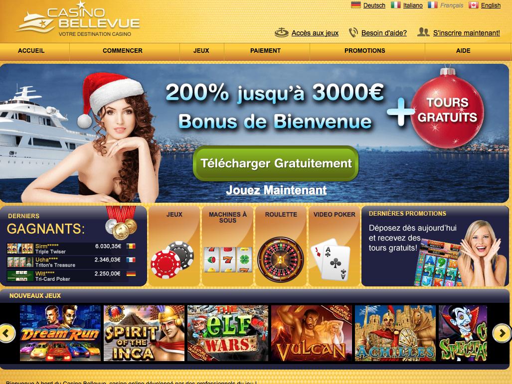 avis sur Casino Bellevue