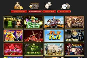 machines a sous euroking casino